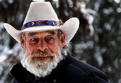 Tom Oar Leaves Mountain Man