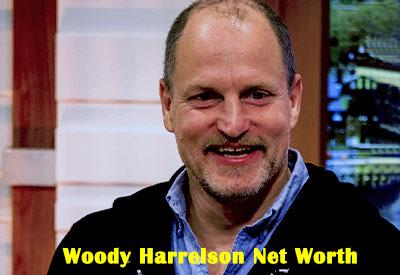 Woody Harrelson Net Worth