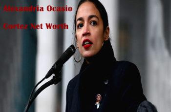 Alexandria Ocasio Cortez Net Worth