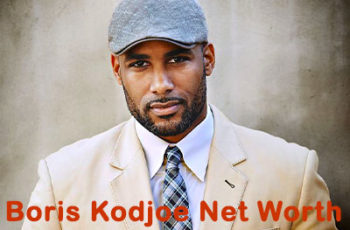 Boris Kodjoe Net Worth