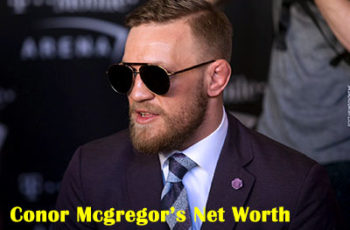 Conor Mcgregor's Net Worth
