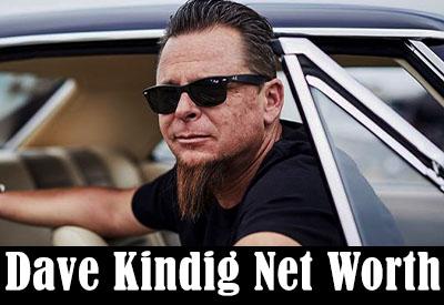 Dave Kindig Net Worth  - Celebrity Net Worth Reporter