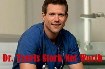 Dr. Travis Stork Net Worth