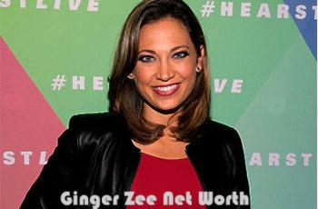 Ginger Zee Net Worth