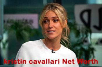 Kristin Cavallari Net Worth