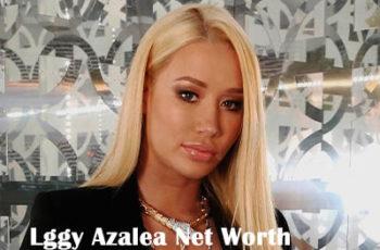 Lggy Azalea Net Worth