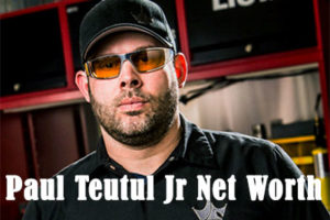 Paul Teutul Jr Net Worth