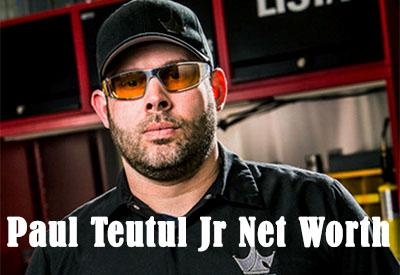 Paul Teutul Jr Net Worth