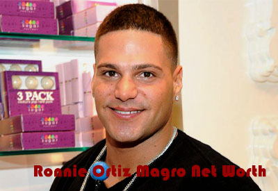 Ronnie Ortiz Margo Net Worth