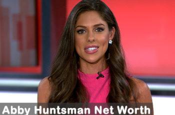 Abby Huntsman Net Worth