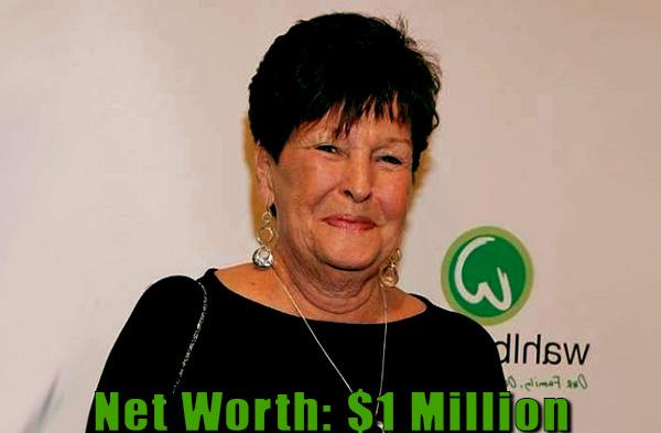 Image of Bank Clerk, Alma Wahlberg net worth is $1 million