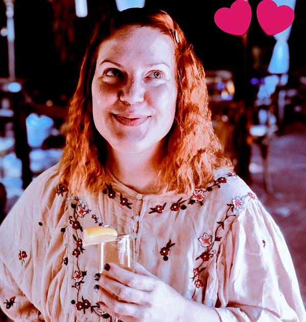 Image of Amy Allan from the TV show, The Dead Files