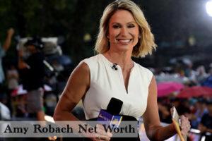 Amy Robach Net Worth