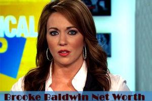 Brooke Baldwin Net Worth