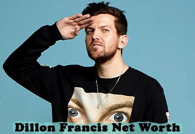 Dillon Francis Net Worth