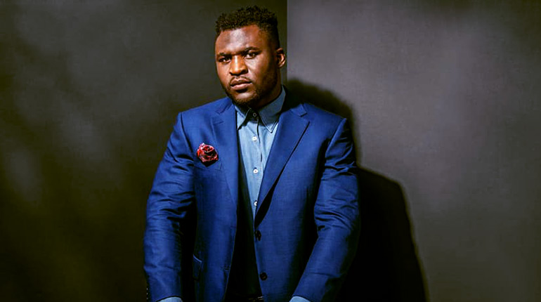 Image of Francis Ngannou Biography, Age, Height, Wife, Net Worth,Etc