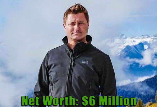 Image of Architect, George Clarke net worth is $6 million