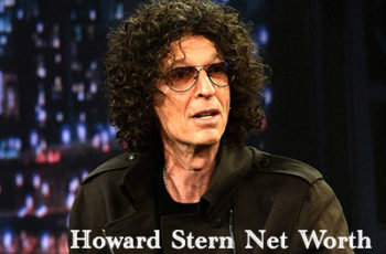 Howard Stern Net Worth