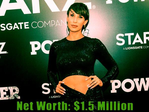 Image of Publicist, Jennifer Pfautch net worth is $1.5 million