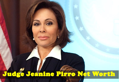 Judge Jeanine Pirro Net Worth