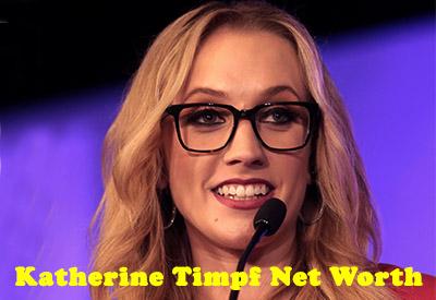 Katherine Timpf Net Worth