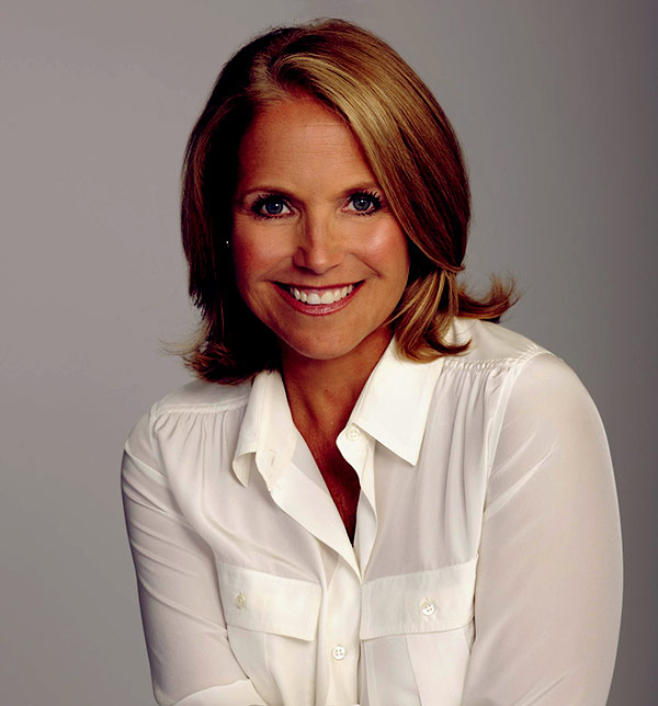 Image of Katie Couric from the TV show, Today