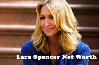 Lara Spencer Net Worth