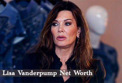 Lisa Vanderpump Net Worth