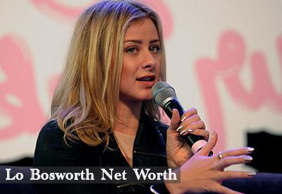 Lo Bosworth Net Worth