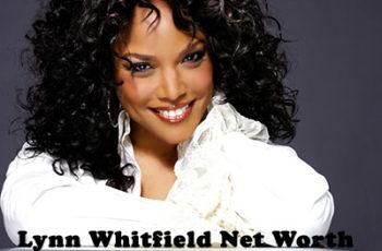 Lynn Whitfield Net Worth