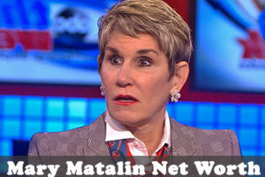 Mary Matalin Net Worth