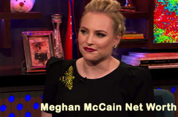 Meghan McCain Net Worth