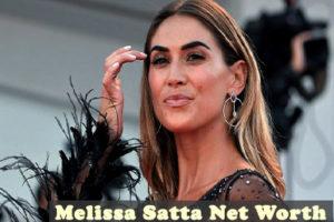 Melissa Satta Net Worth
