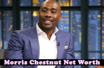 Morris Chestnut Net Worth