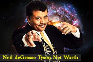 Neil deGrasse Tyson Net Worth