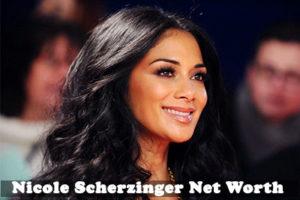 Nicole Scherzinger Net Worth
