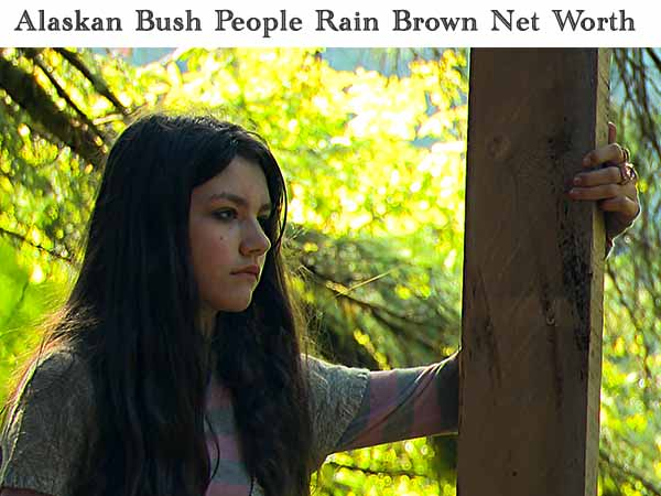 Rain Brown Net Worth