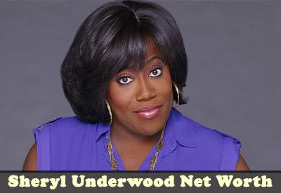 Sheryl Underwood Net Worth