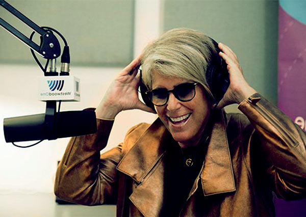 Image of American author, Suze Orman