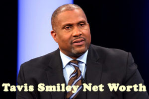 Tavis Smiley Net Worth