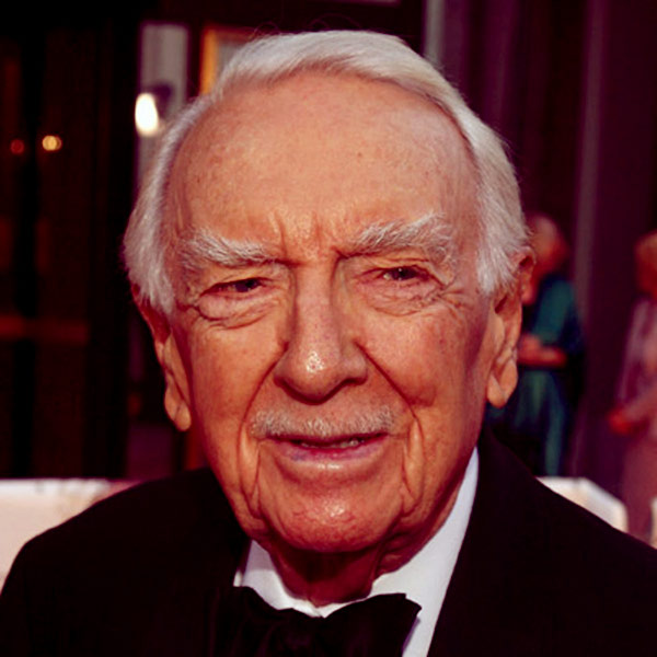 Image of Walter Cronkite from the American TV series, You Are There