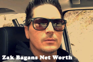 Zak Bagans Net Worth