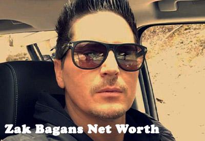 Zak Bagans Net Worth