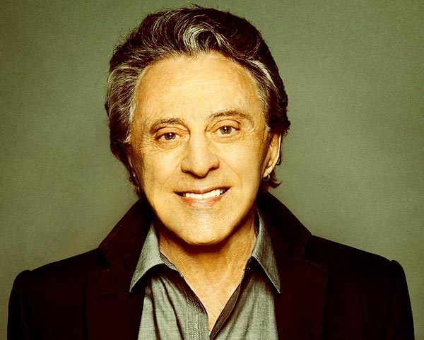 Image of Frankie Valli from the movie, Miami Vice,
