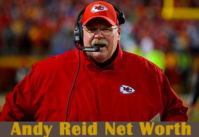Andy Reid Net Worth