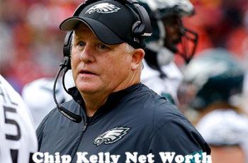 Chip Kelly Net Worth