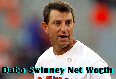 Dabo Swinney Net Worth