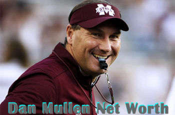 Dan Mullen Net Worth