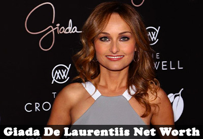 Giada De Laurentiis Net Worth