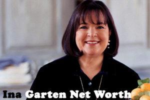 Ina Garten Net Worth